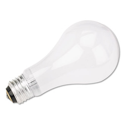 GE Three-Way Incandescent Bulb, 50/100/150 Watts