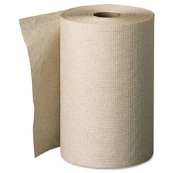 Envision® 26401 Brown 1 Ply Nonperforated Bulk Hardwound Roll Paper Towels