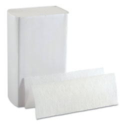 Georgia Pacific Big Fold® 33587 EPA Compliant Premium White Bulk C-Fold Replacement Paper Towels