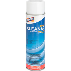Genuine Joe Aerosol Glass Cleaner, 19 oz.