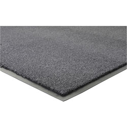 Genuine Joe Floor Mat, 4' x 6', Salt & Pepper
