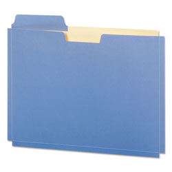 Cardinal Expanding File Folder Pocket, Letter, 11 Point Stock, Assorted, 10/Pack