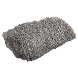 Global Material Industrial-Quality Steel Wool Hand Pad #3 Coarse