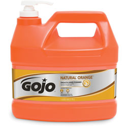 Gojo Moisturizing Citrus Bottled Soap, 1 Gal