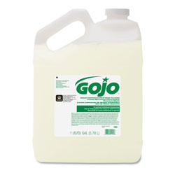 Gojo Moisturizing Floral Bottled Soap, Gallon