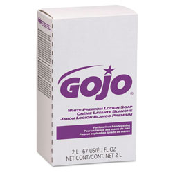 Gojo Moisturizing Spring Rain Soap Dispenser Refill, 2000 mL