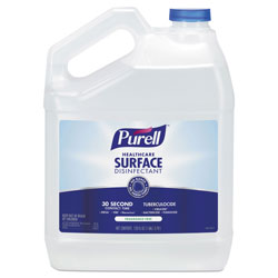 Purell Healthcare Surface Disinfectant, Fragrance Free, 1 gal Bottle