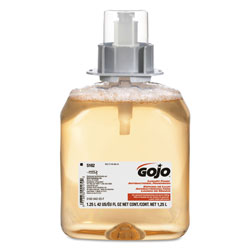 Gojo FMX-12 Foam Hand Wash, Fresh Fruit, FMX-12 Dispenser, 1250mL Pump