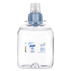 Purell Advanced Instant Hand Sanitizer Foam, 1200mL FMX Refill, 3/Carton