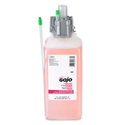 Gojo CX & CXI Luxury Foam Hand Wash, Cranberry Liquid, 1500mL Refill