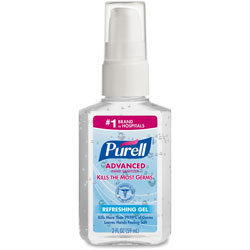 Purell Personal Size Instant Hand Sanitizer