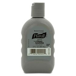 Purell Instant Hand Sanitizer FST Military Bottle, 3 oz. Bottle, Lemon Scent