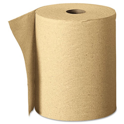 Georgia Pacific 262 Natural Bulk Hardwound Roll Paper Towels
