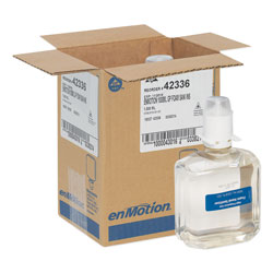 enMotion Pacific Blue Ultra Soap/Sanitizer Dispenser Refill, Unscented, 1000mL, 2/CT