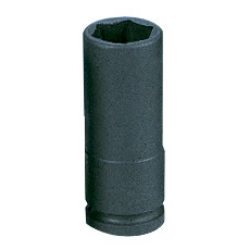 "Grey Pneumatic 3/4"" Drive Extra Deep Thin Wall Impact Socket 1-1/8"""