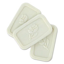 VVF AMENITIES Unwrapped Amenity Bar Soap, Fresh Scent, 0.5 oz, 1000/Carton