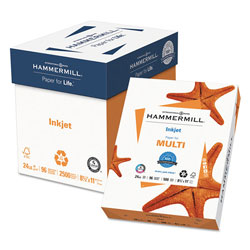 Hammermill Ink Jet Paper for Color/Monochrome Printers, 8-1/2x11, 500 Sheets/Ream