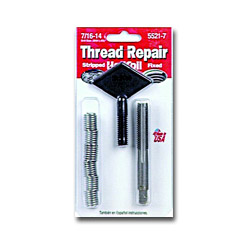 Helicoil Thread Repair Kit 7/16 14""