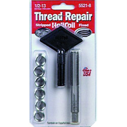"Helicoil Thread Repair Kit 1/2"" 13"