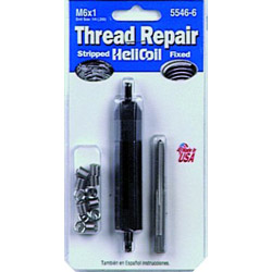 Helicoil Thread Repair Kit M6 x 1