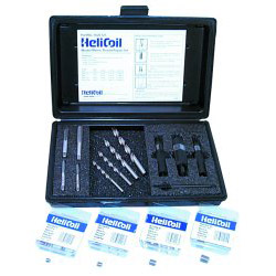 Helicoil Metric Fine Master Thread Repair Set