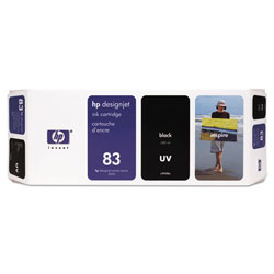 HP 83 Magenta Ink Cartridge ,Model C4942A ,Page Yield 722