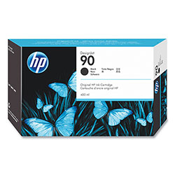 HP 90 Black Ink Cartridge ,Model C5058A ,Page Yield 825