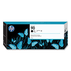 HP 90 Black Ink Cartridge ,Model C5059A ,Page Yield 775 ml