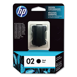 HP 2 Black Ink Cartridge ,Model C8721WN ,Page Yield 660