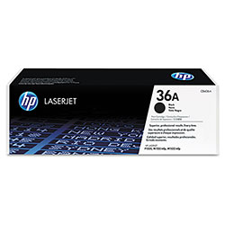 HP CB436A (36A) Laser Cartridge