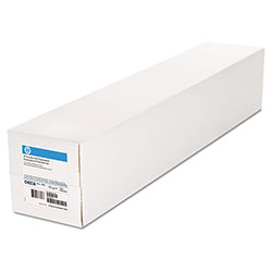 "HP Everyday Matte Polypropylene Roll Film, 120 g/m2, 2"" Core, 36"" x 100 ft, White"