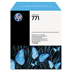 HP 771 Imaging Drum Cartridge, Model CH644A, Page Yield 8000