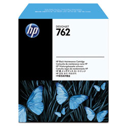 HP 762 Black Ink Cartridge, Model CM998A, Page Yield 700