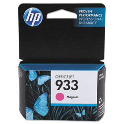 HP Ink Cartridge, 330 Page Yield, Magenta