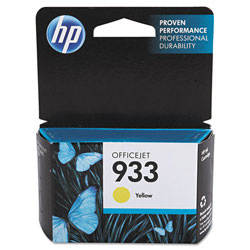 HP Ink Cartridge, 330 Page Yield, Yellow