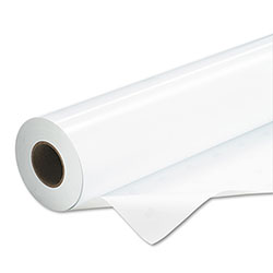 "HP Premium Instant Dry Gloss Photo Paper, 42"" x 100' Roll"