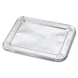 Handi-Foil 1/2-sz Foil Steam Lid Fits 320/321/328/346/201