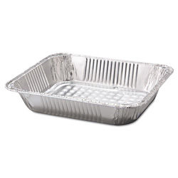 Handi-Foil Hoffmaster 32135 Half Size Steam Table Pan, 10 x 13 x 2.6