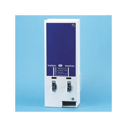Hospeco ED1-25 E Vendor Sanitary Napkin/Tampon Dispenser
