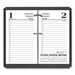 House Of Doolittle Economy Daily Desk Calendar Refill, 3-1/2w x 6h, 2018