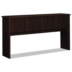 Hon 94000 Series Stack on Storage Unit for Credenza, Mahogany, 70w x 16 1/8d x 37h