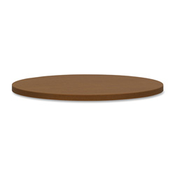 "Hon Round Tabletop, 48"" Diameter, Harvest"