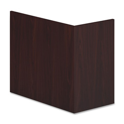 "Hon Support, End Panel, 16"",30"" x 28-1/2"", Mahogany"