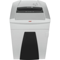 "HSM Shredder, Cross-Cut, 31-33Sh Cap, 21-1/3"" x 17-1/3"" x 33-1/3"" SR/BK"