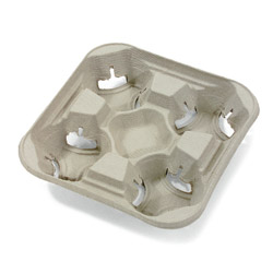 Chinet Strongholder Cup Holder Trays