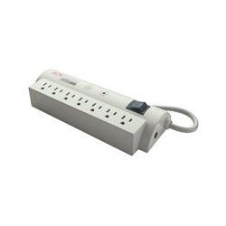 APC NET7 SurgeArrest Network - Surge Suppressor (External) - AC 120 V - 7 Output Connector(s)