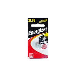 Energizer 2L76 3V Digital Camera Battery