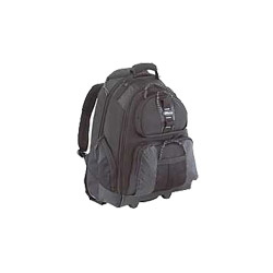 Targus TSB700 Rolling Notebook Carrying Backpack, Black