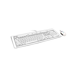 Mace Security iKey Slim Combo - Keyboard , Mouse