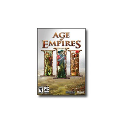 Microsoft Age Of Empires III - Complete Package - 1 User - PC - CD-ROM (DVD-box) - Win - English